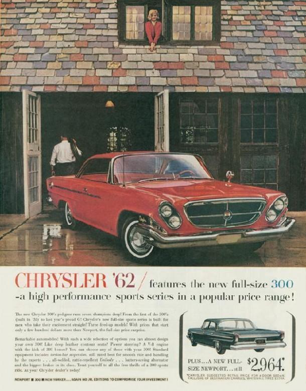 Chrysler '62, 1962