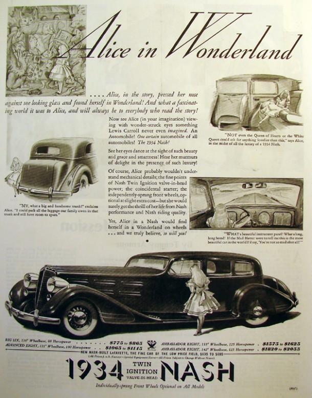Alice in Wonderland, 1934