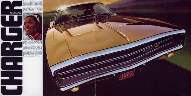 Dodge Charger, 1970
