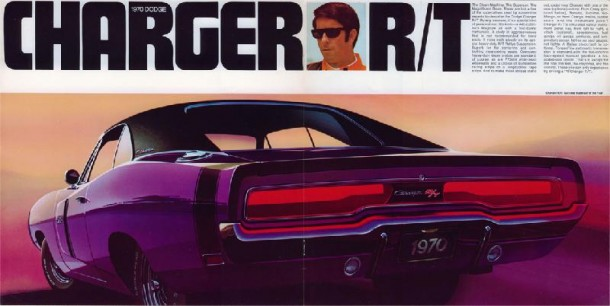 Dodge Charger R/T, 1970