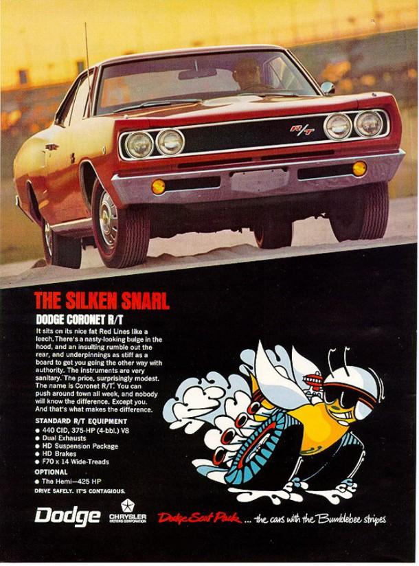 Dodge Coronet, 1968