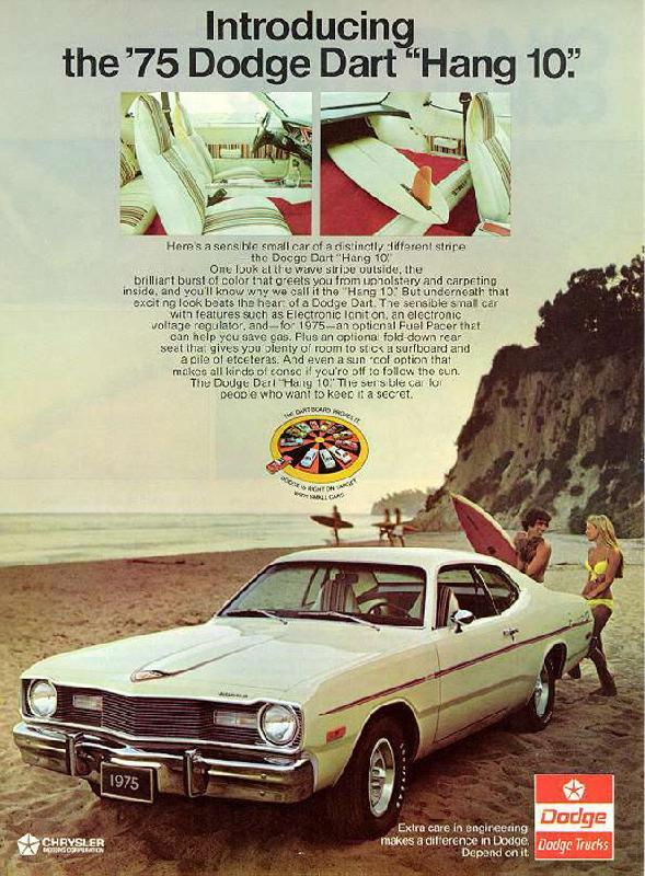 Dodge Dart, 1975