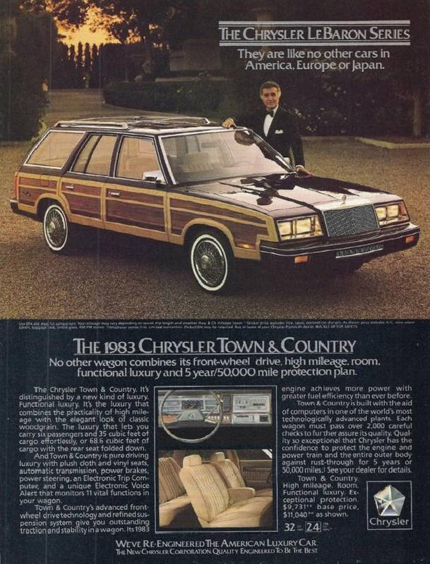 They are like no other cars in America, Europe or Japan, 1983