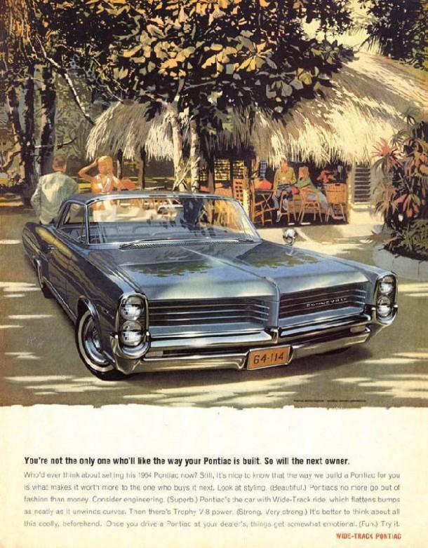 Pontiac Bonneville, 1964