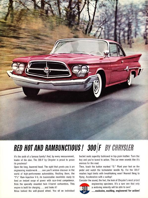 Red hot and rambunctious!, 1960