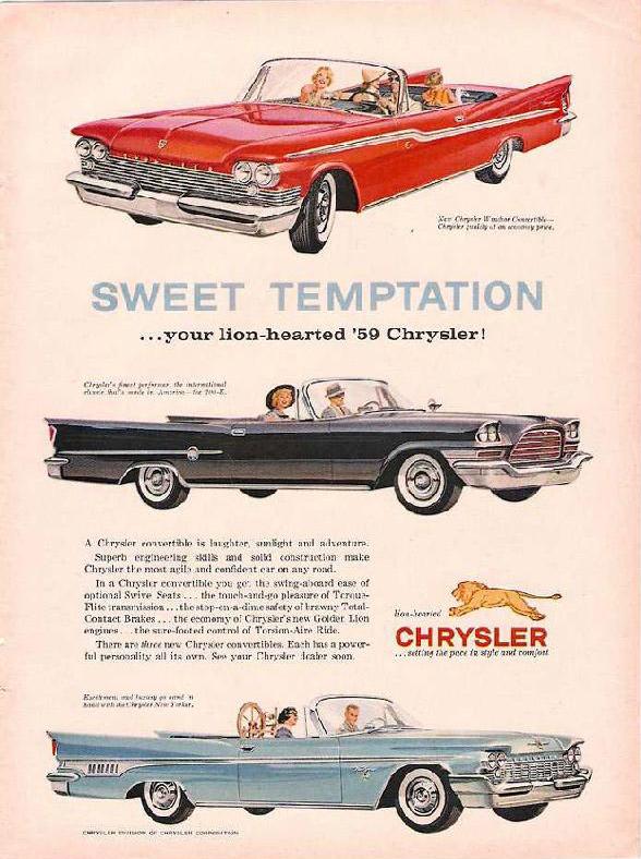Sweet temptation, 1959