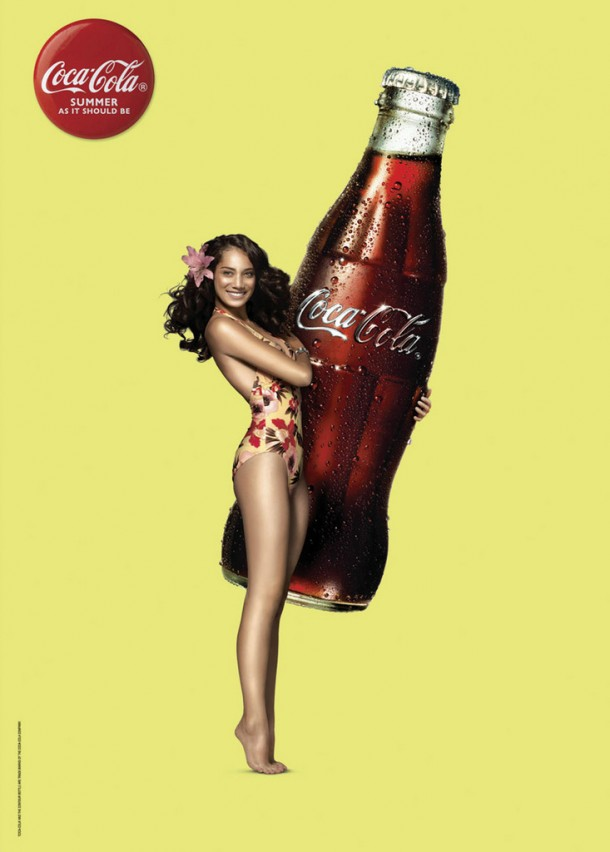 "Coca-Cola ""Summer as it should be"" #2"