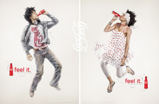 Coca-Cola feel it 2009