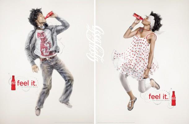 Coca-Cola feel it 2009