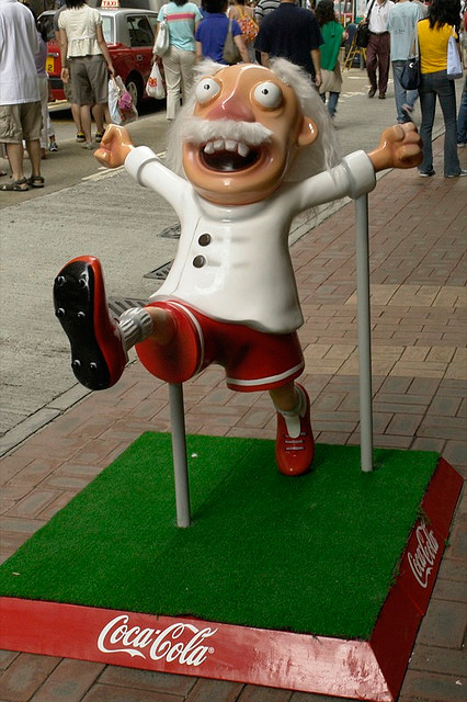 Coca-Cola figure for World Cup 2006 #2