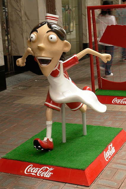 Coca-Cola figure for World Cup 2006 #3