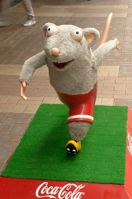 Coca-Cola figure for World Cup 2006 #4