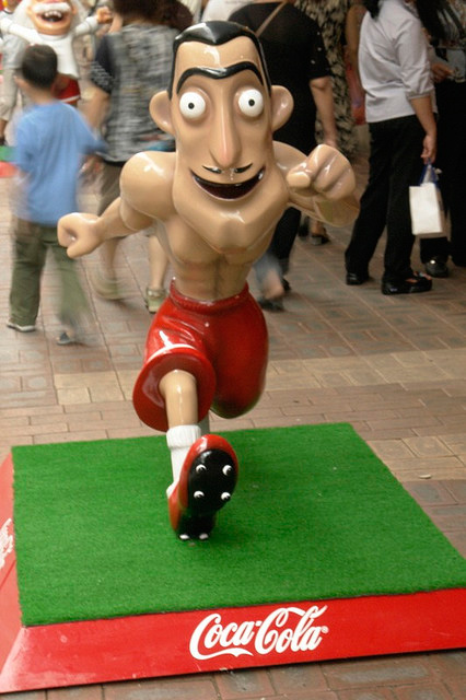 Coca-Cola figure for World Cup 2006 #6