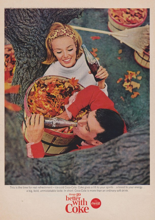 Coke gives a lift to your spirits 1965
