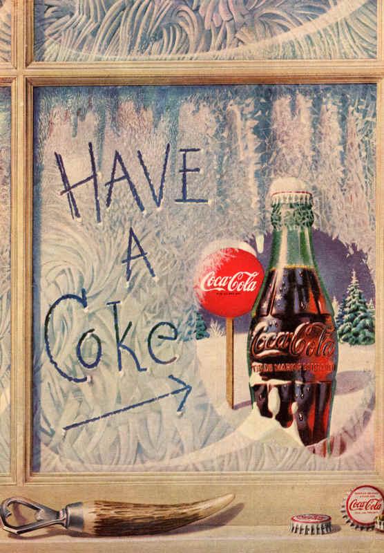 Have a Coke 1952