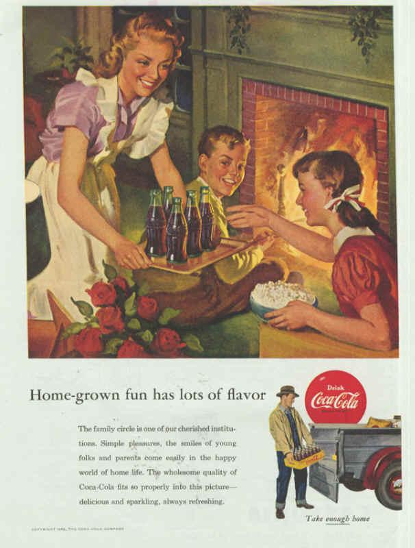 Home-grown fun has lots of flavor 1953