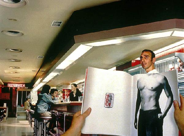 """""""Cafeteria"""" was done by Mccann-erickson, 2000"""