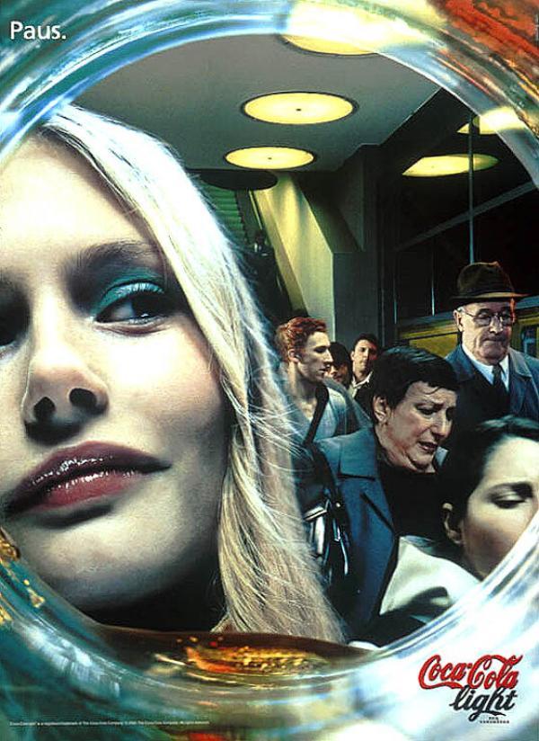 """""""Escalator"""" was done by Leo Burnett, 2000"""