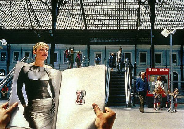 """Train Station"" was done by Mccann-erickson, 2000"