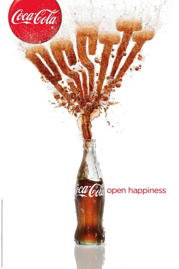 Coca-Cola Pssttt 2009