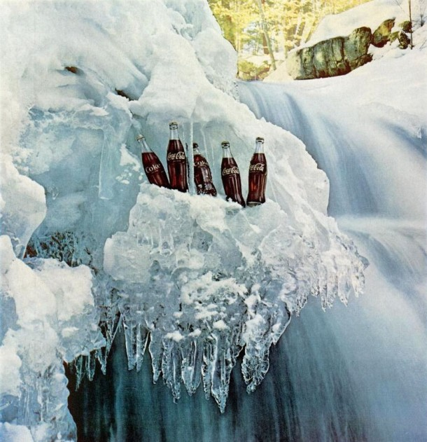 Coca-Cola spring is coming 1964
