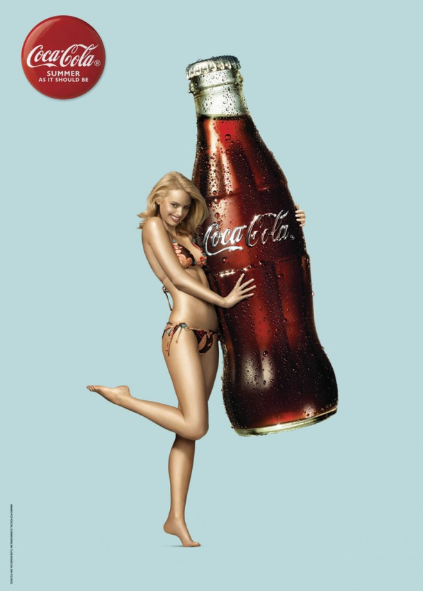 "Coca-Cola ""Summer as it should be"""