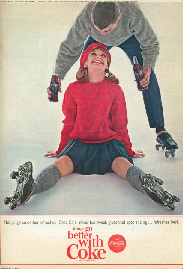 Things go smoother refreshed 1964