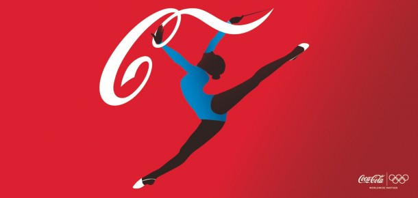 Coca-Cola athletes: Gymnast, 2012