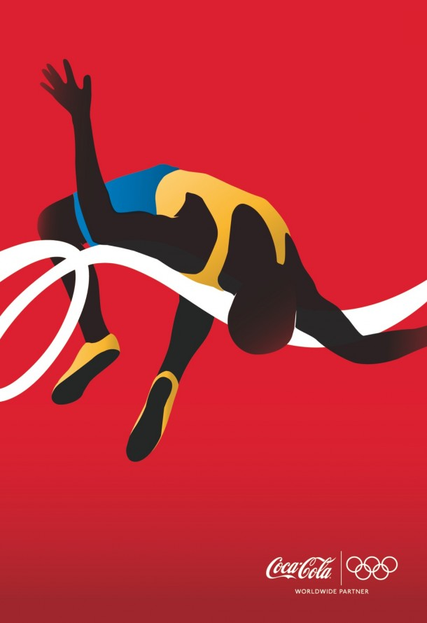 Coca-Cola athletes: High Jumper, 2012