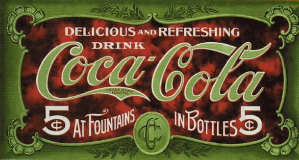 Coca Cola Script