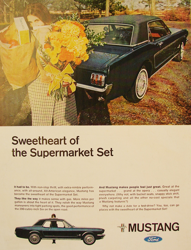 Sweetheart of the Supermarket Set, 1966