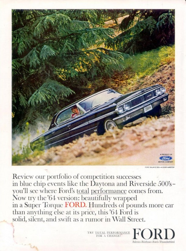 Review our portfolio of competition successes, 1963