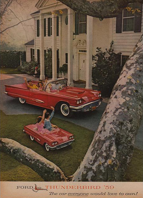The car everyone would love to own!, 1959