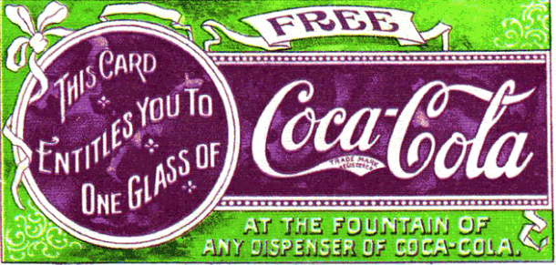 Free drink coupons