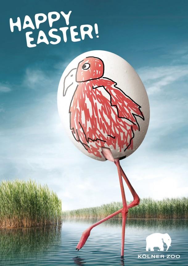 Happy Easter Kölner Zoo #1, 2011