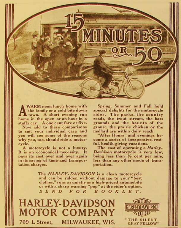 15 Minutes or 50, 1911