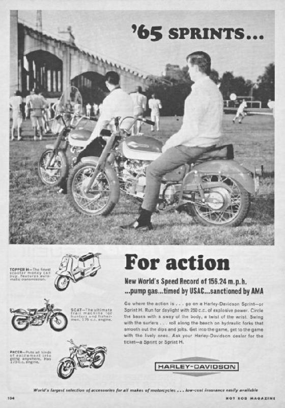 '65 Sprints..., 1965