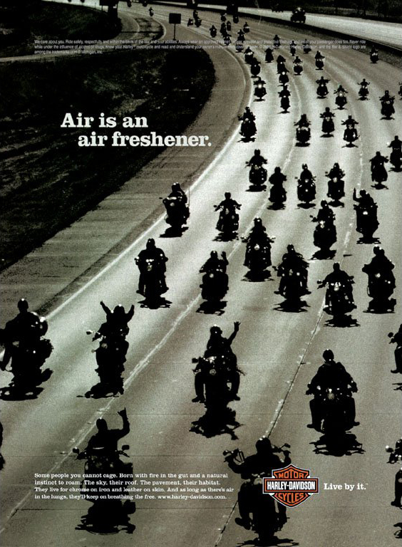 Air is an air freshener, 2006