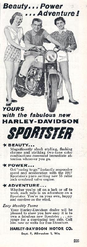 Beauty... Power... Adventure!, 1957