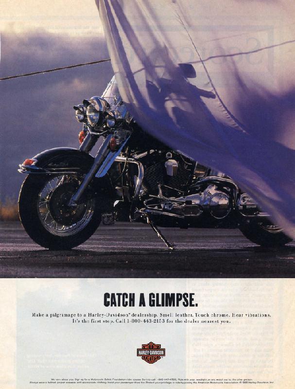 Catch a glimpse, 1994