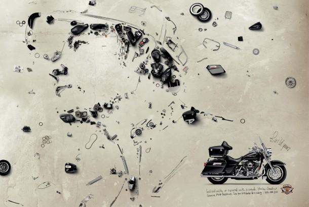 Harley Davidson: Eric Black, 2005