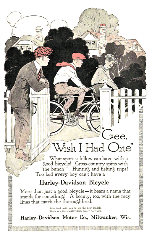 Gee, wish I had one, 1919