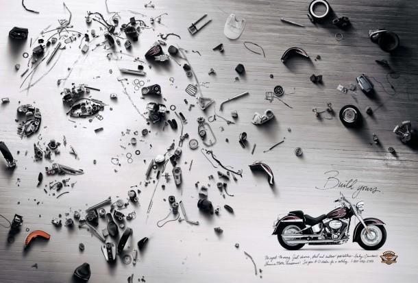 Harley Davidson: Jen Redstripe, 2005