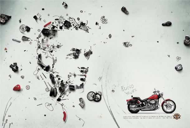 Harley Davidson: Keith Red, 2005