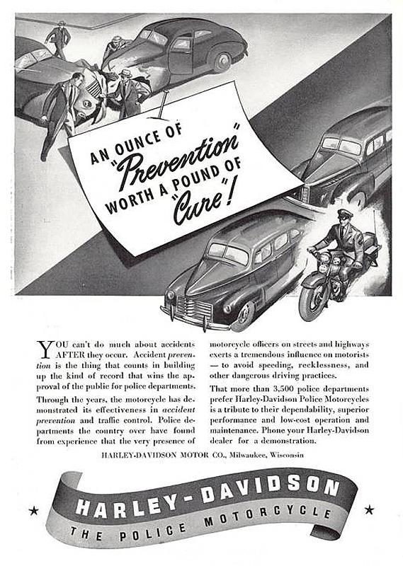 An ounce of prevention worth a pound of cure, 1941