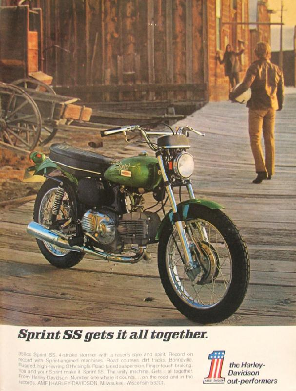 Sprint SS gets it all together, 1971