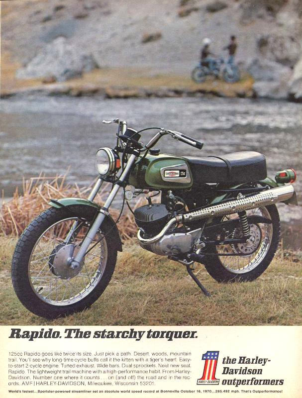 Rapido. The starchy torquer, 1971