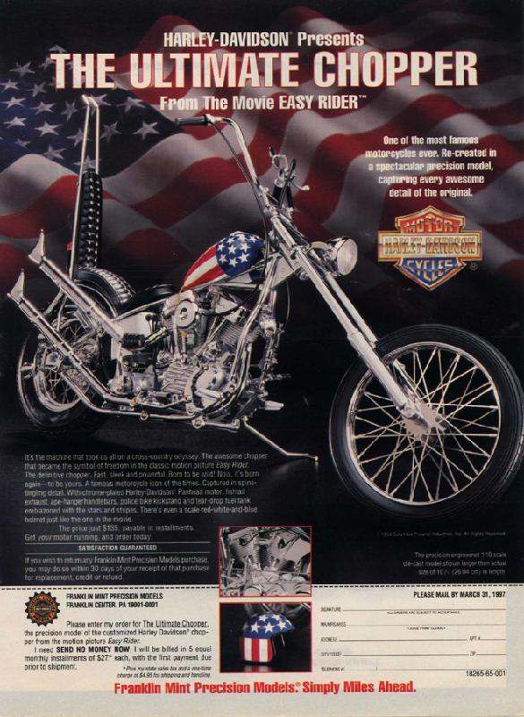 The ultimate chopper, 1997