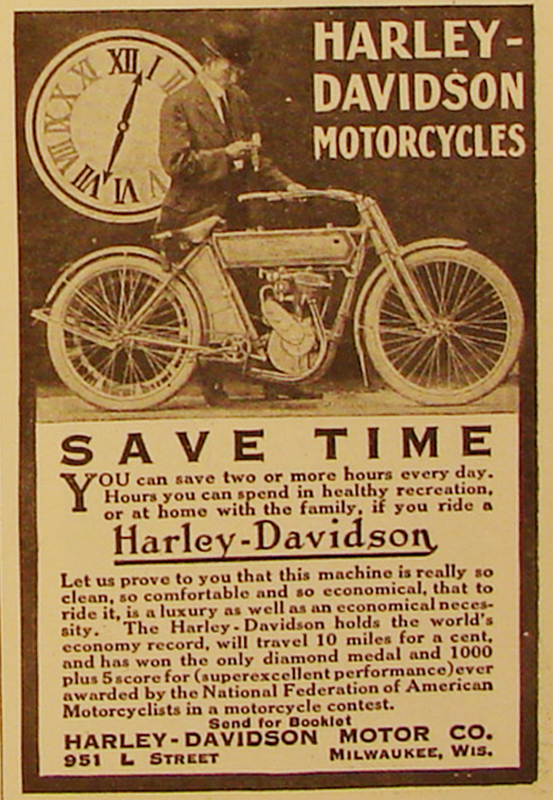 You can save two or more hours every day, 1911