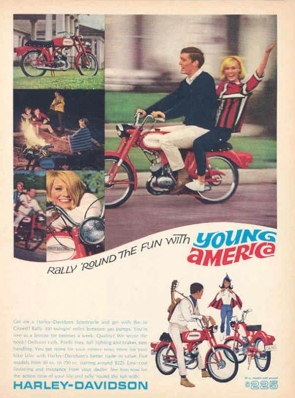 Rally round the fun with Young America, 1966